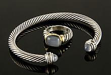 Lot of 2 Pieces of David Yerman Jewelry