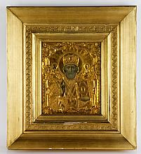 19th C. Greek Icon
