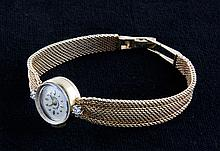14K Ladies' DeScenza and Son Watch