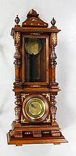 19th C. European Zodiac Wall Clock