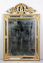19th C. Gilt French Mirror