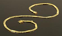 18K Gold 750 Marked Necklace