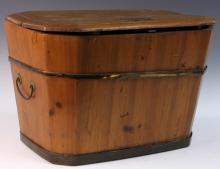 19th C. Chinese Food Storage Box & Chinese Boxes for Sale at Online Auction | Modern u0026 Antique ... Aboutintivar.Com