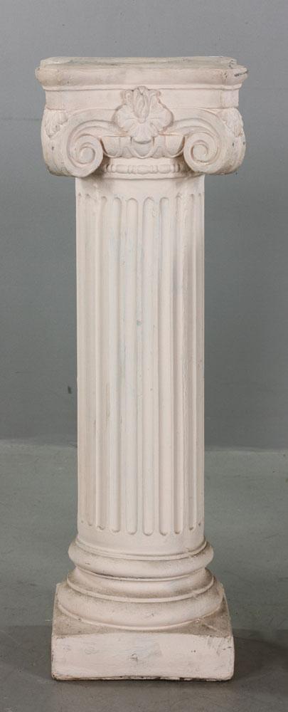 Three decorative columns Decorative columns