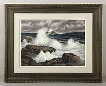 Santoro, Crashing Waves, W/C