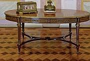 LINKE, François (1855-1946) Importante table de