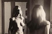Patrick Morin Laura Antonelli, c. 1975. Epreuve
