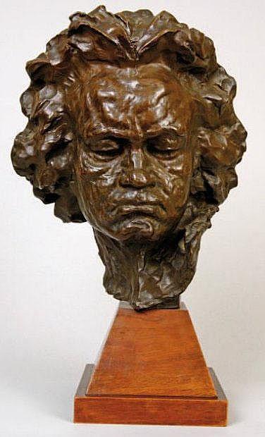 JOUANT, JULES (ACT. 1882- 1921) « Masque de