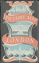 Colour.map of main London (