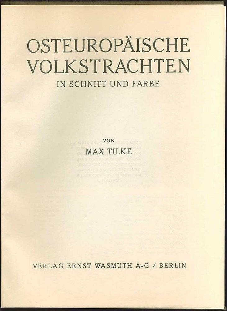 [Costumes] TILKE Max,