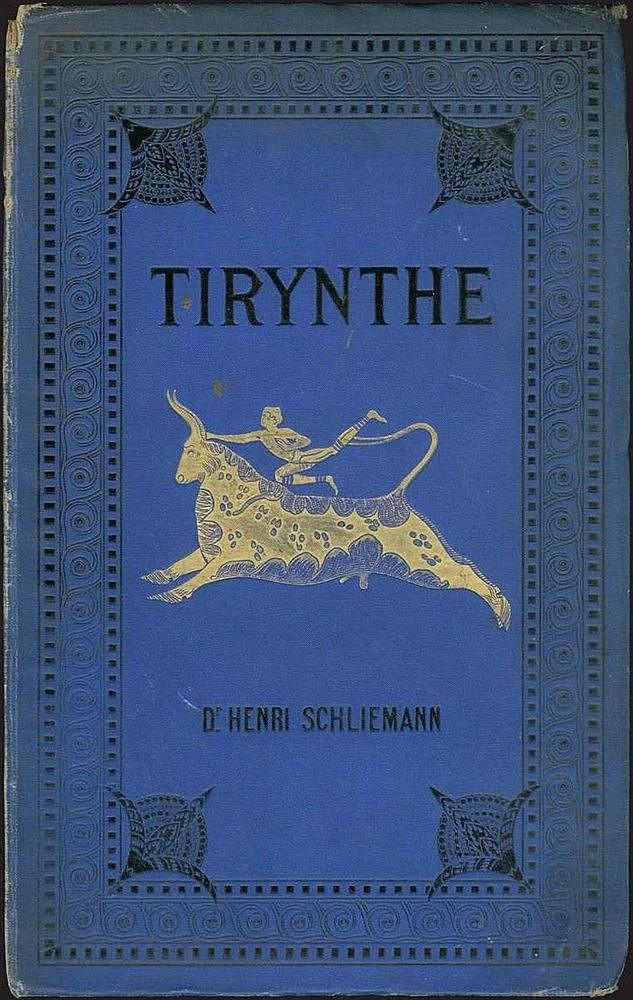 SCHLIEMANN Heinrich Dr.,
