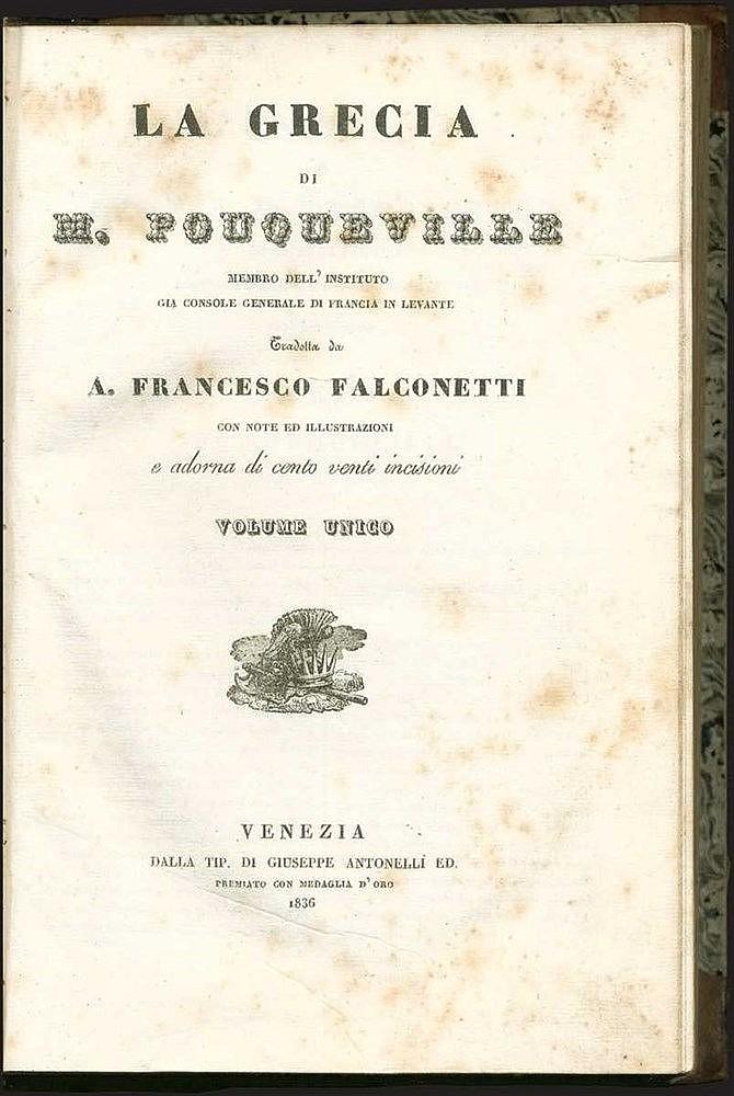 POUQUEVILLE M.,