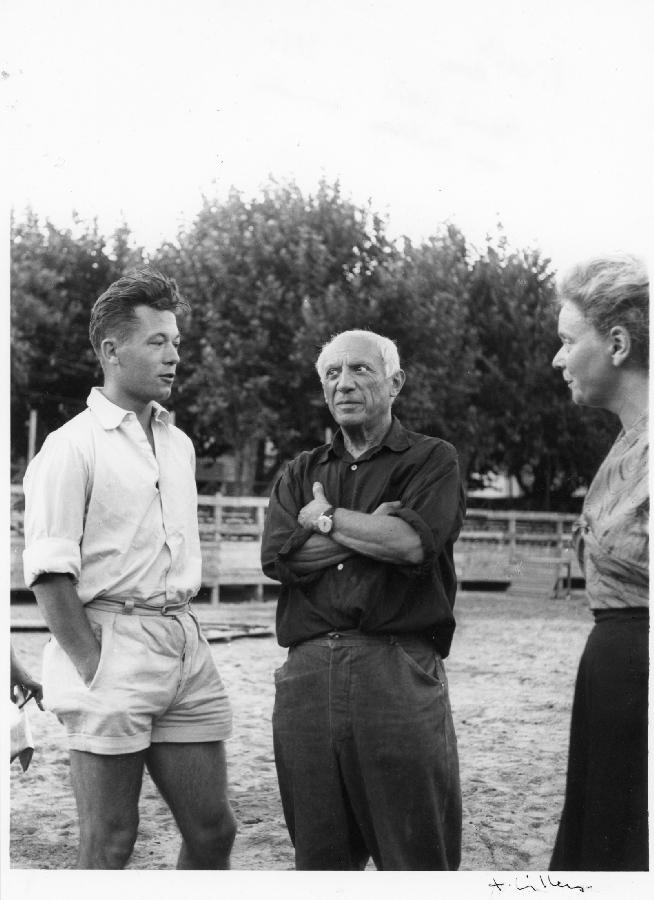 Picasso im Gespräch