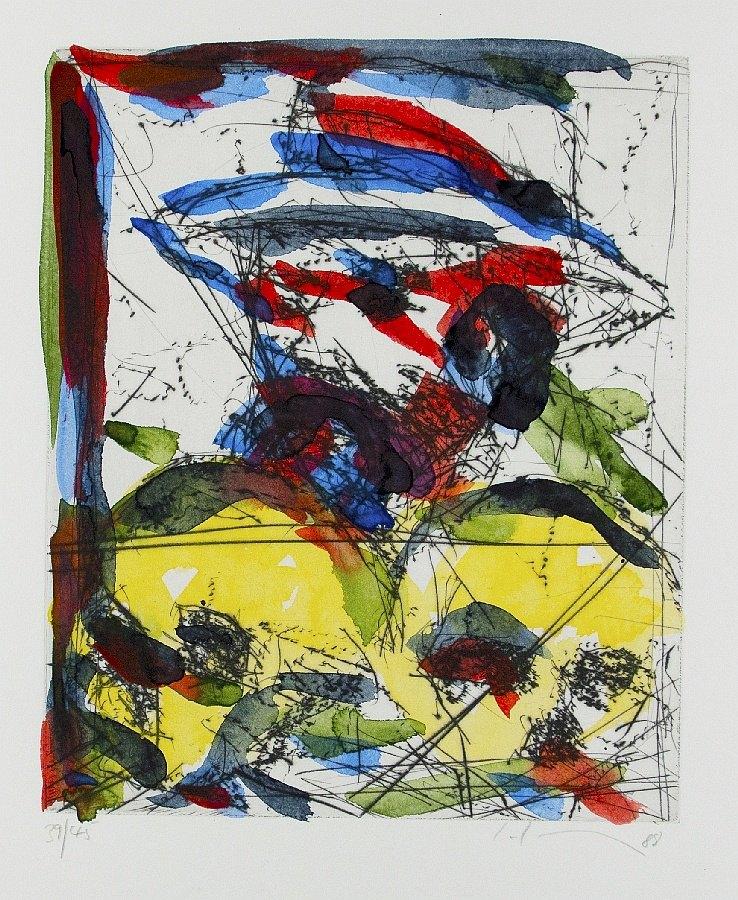 Paul Cezanne mit Stilleben