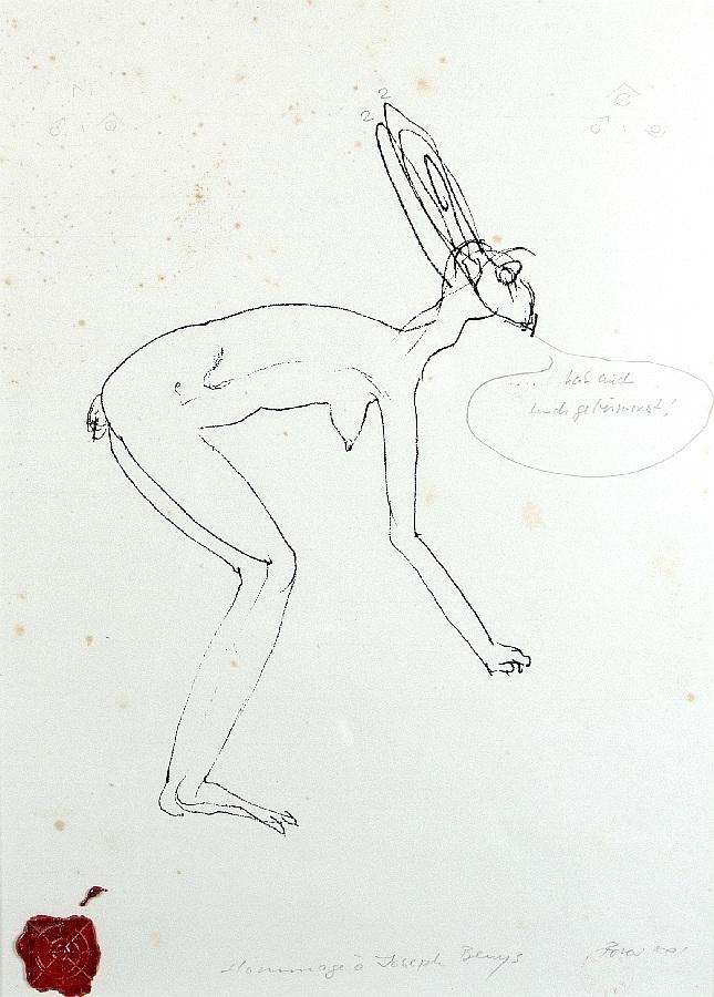 Hommage à Joseph Beuys