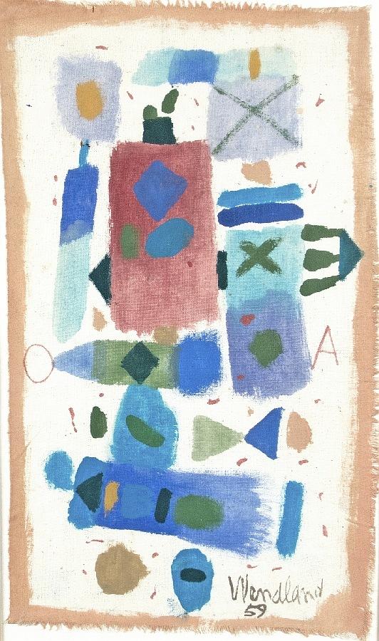 Komposition mit Zeichen