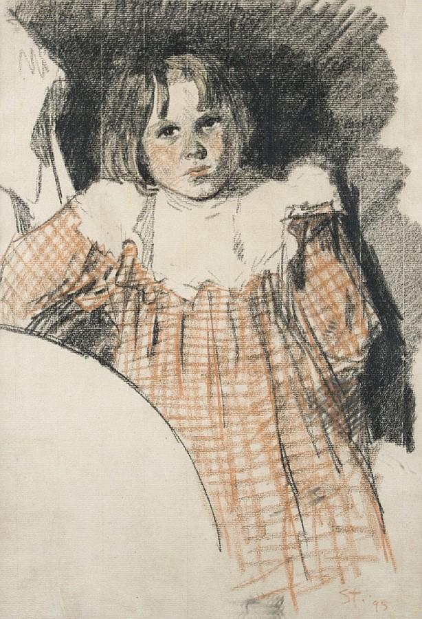 Portrait de Colette Steinlen