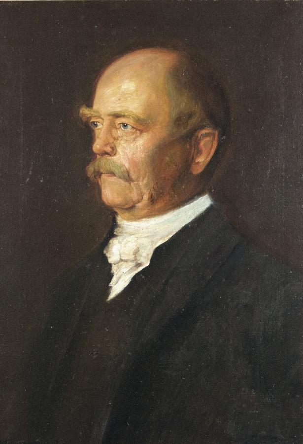 Bildnis Otto von Bismarck