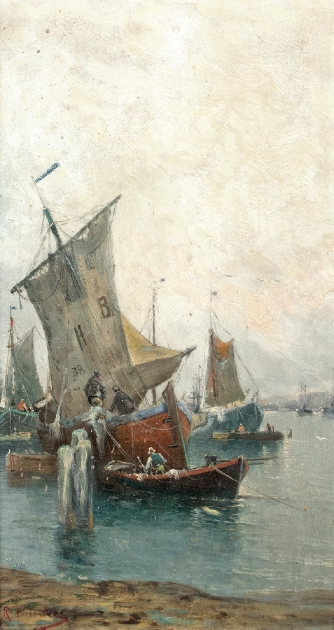 Im Fischereihafen