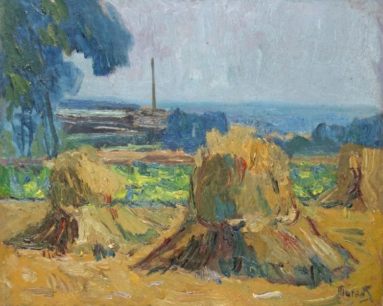 Landschaft bei Solingen-Ohligs