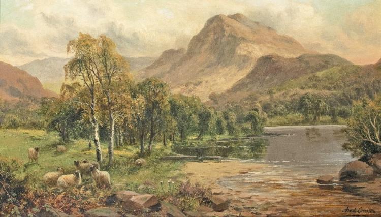 Landschaften in Cumberland