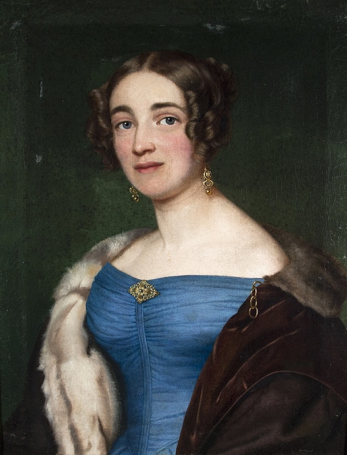 Portrait Gräfin Lazansky