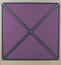 Kuwayama, Tadaaki: Komposition mit Kreuzform