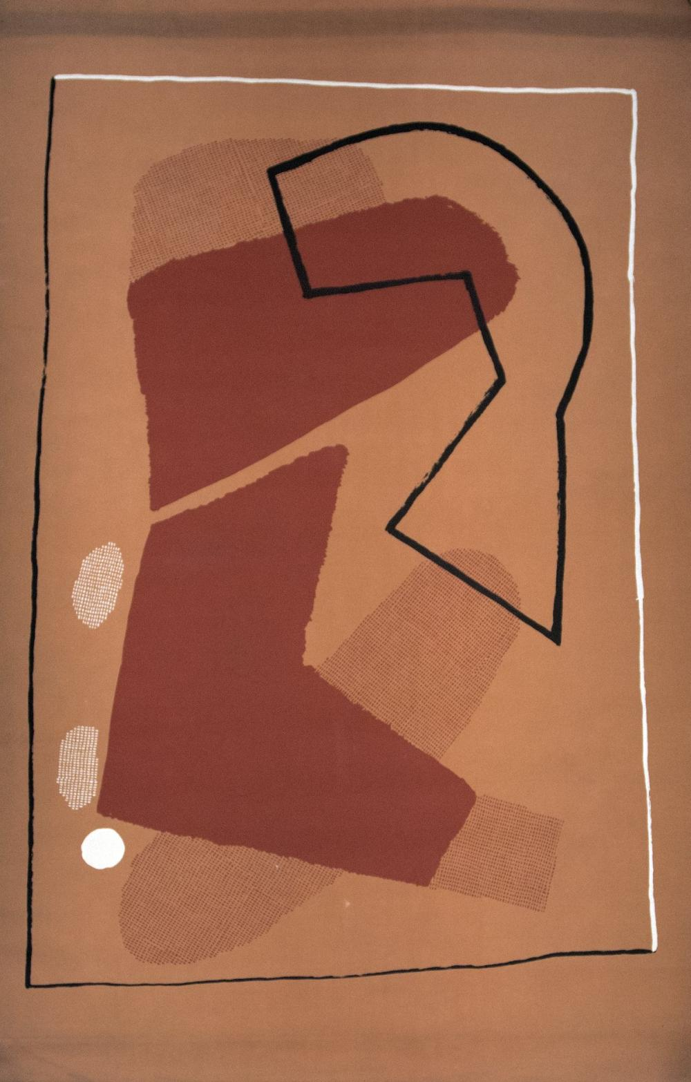 Burchartz, Max: Abstrakte Komposition