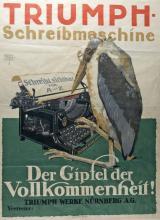 Suchodolski, Siegmund von: Triumpf Scheibmaschine. Der Gipfel der Vollkommenheit