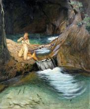 Bernuth, Walter: Wasserelfen (Ein Paar)