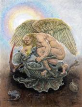 Bernuth, Walter: Engel und Tod