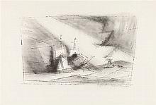Lyonel Feininger – Off the coast, stone 3