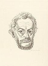Ernst Barlach – Selbstbildnis II