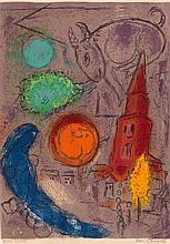 Marc Chagall – Saint-Germain-des-Prés