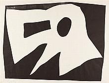 Hans Arp – Vogelmaske (Große Fassung)