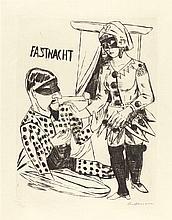Max Beckmann – Fastnacht