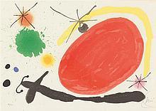 Joan Miró – Die Japanerin