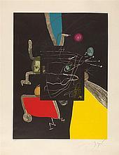 Joan Miró – Llibre dels sis Sentits V
