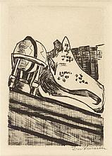 Max Beckmann – Globus und Muschel