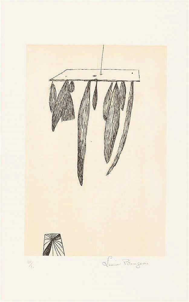 Louise Bourgeois – Sheaves