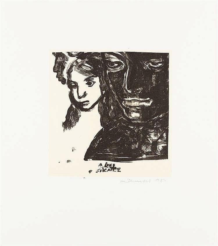 Marlene Dumas – A long silence