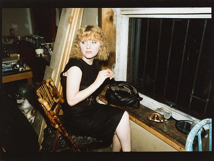 Nan Goldin – April in the window, N.Y.C.