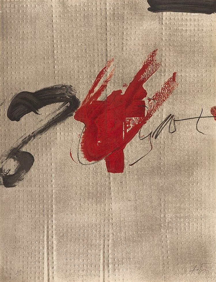 Antoni Tàpies – Exposition Tàpies