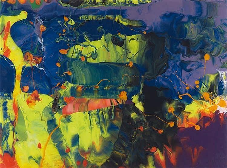 Gerhard Richter – Aladin