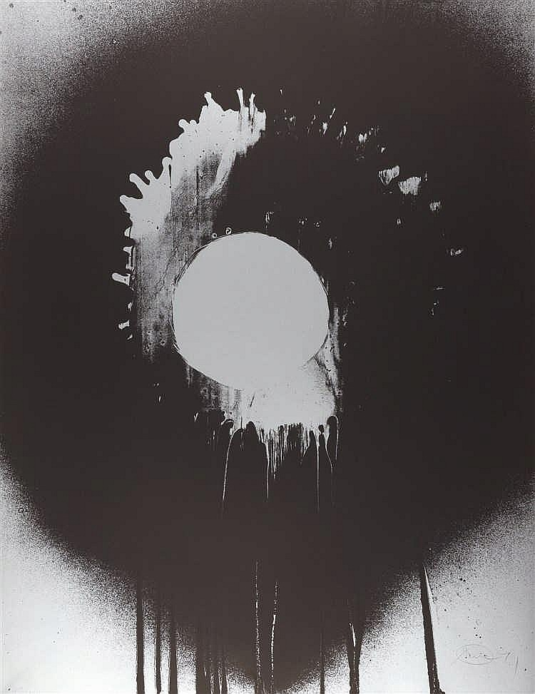 Otto Piene – Heseler Silver