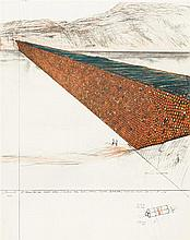 Christo (Christo Javacheff) – 10 Millions Oil Drums Wall