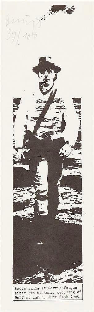 Joseph Beuys – Belfast