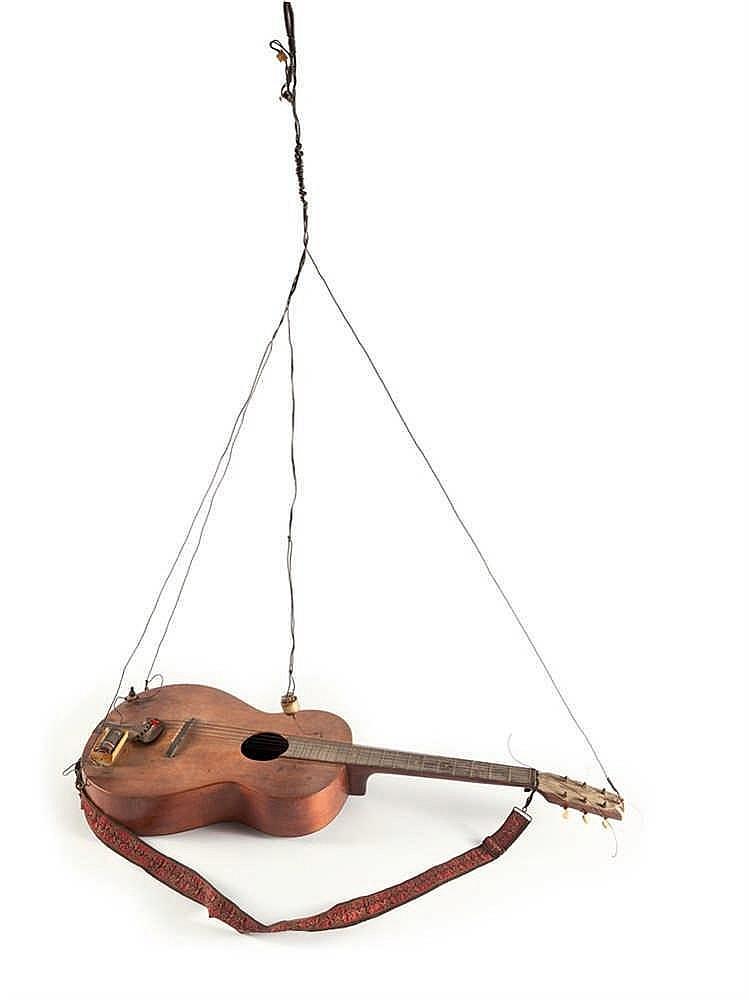 Joe Jones – Musik-Maschinen-Gitarre (Chitarra elettrica)