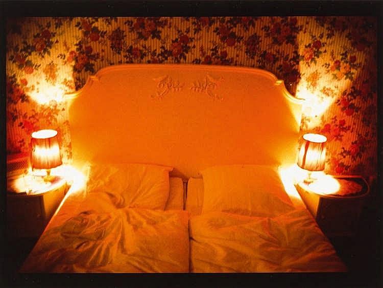 Nan Goldin – Honeymoon suite, Nuremberger Eck, Berlin