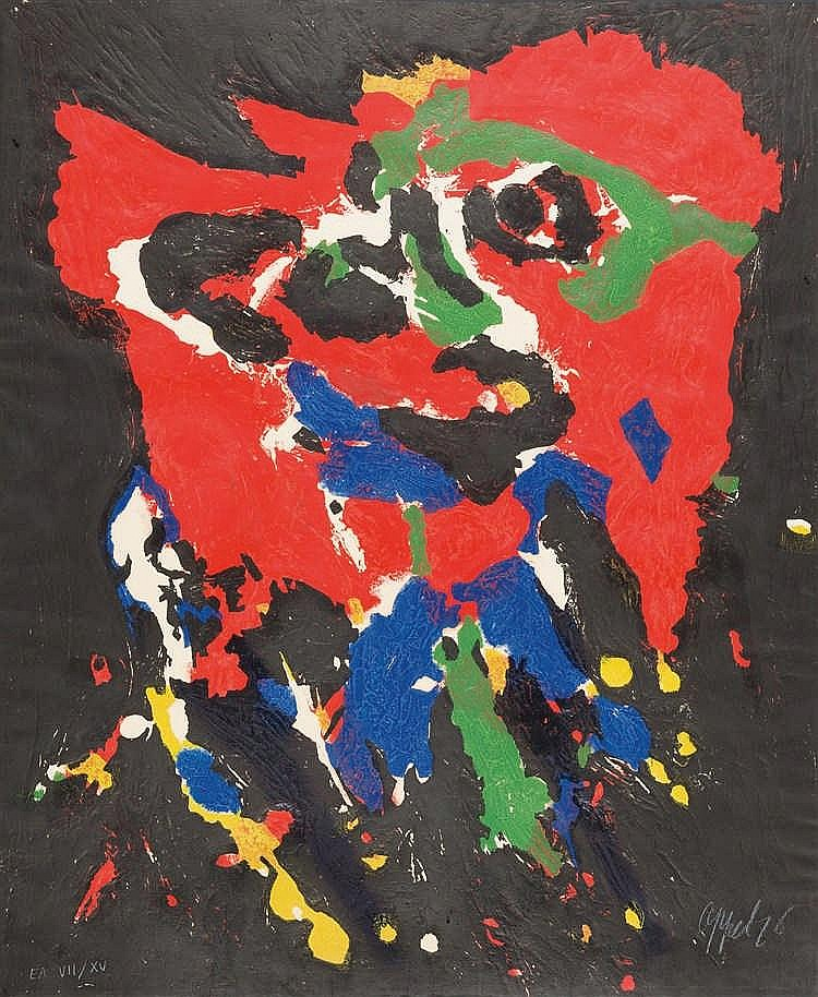 Karel Appel – Flying Devil